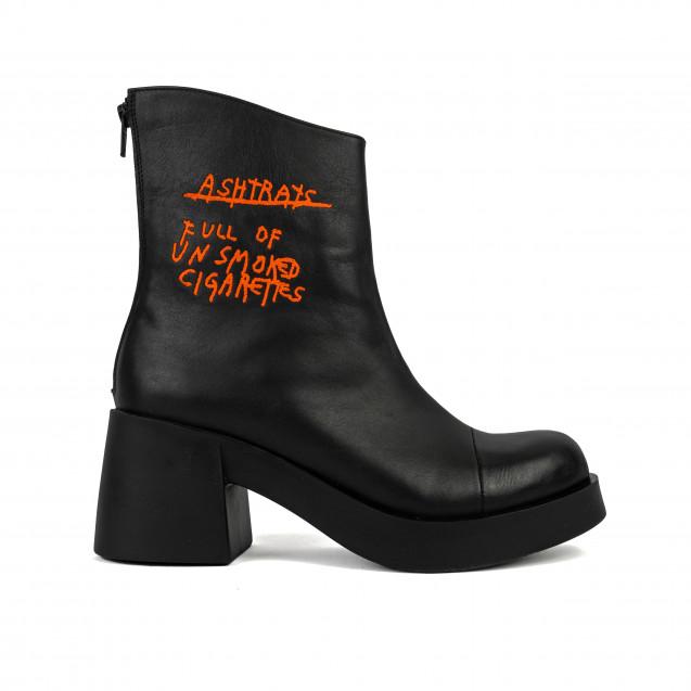 Boots SEG  x Maison Hefner